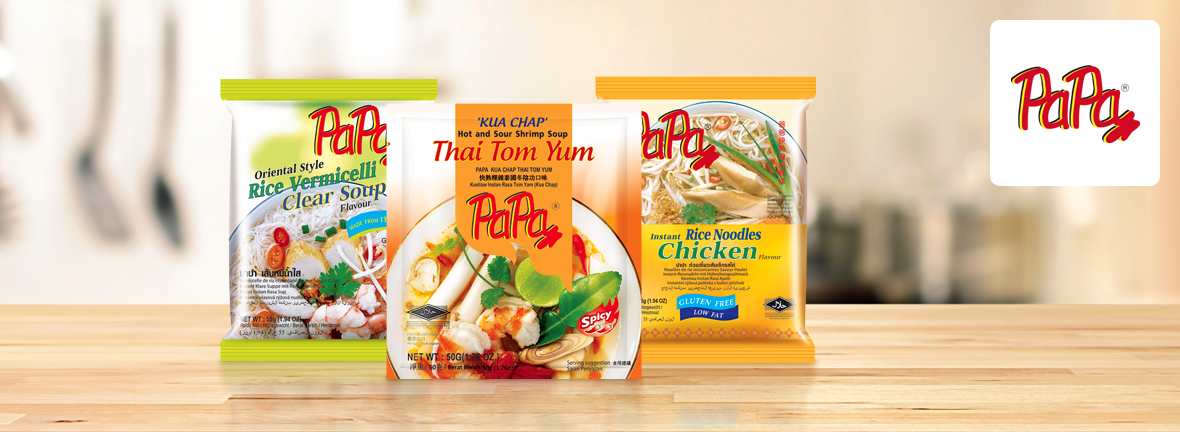 Instant Noodles | Thai President Foods Public Company Limited
