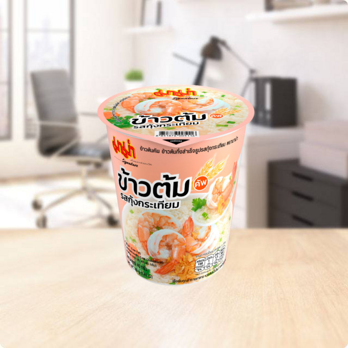 New Products | Thai President Foods Public Company Limited
